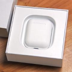 New i60 Plus TWS Wireless Bluetooth 5.0 Earphone Wireless Charging Super Bass PK w1 chip 1:1 i10 i30 i60 tws i12 tws for iPhone