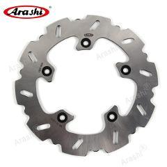 Arashi For KTM SM T 990 2009-2013 CNC Rear Brake Disc Brake Rotors Motorcycle Disk SMT SM990T 2009 2010 2011 2012 2013