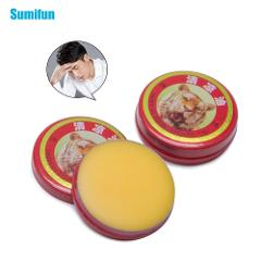 5pcs/10pcs/20pcs Cool Cream Red Tiger Balm Ointment Essential Oil For Cold Headache Muscle Rub Aches Refresh Bad Smell Plaster