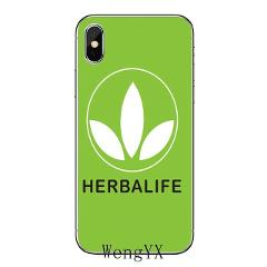 For Huawei Mate 8 9 10 20 P8 P9 P10 P20 pro Lite plus P Smart Mini  Black and green Herbalife Luxury Soft phone cover case