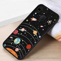 Cute Cartoon Stylish Phone Case For Samsung Galaxy S10 Plus S10e M10 M20 A8S A10 A20 A30 A40 A50 A70 Silicone Back Cover Capas