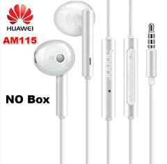 Original Huawei Honor AM115 Headset AM116 earphone with 3.5mm Plug earbuds earphone wired for Huawei P10 P9 P8 Mate9 Honor 8